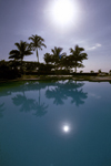 Mozambique / Mo�ambique - Maputo / Louren�o Marques: Polana Hotel - pool view / piscina do Hotel Polana - photo by F.Rigaud