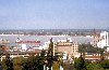 Mozambique / Mo�ambique - Maputo / Louren�o Marques / MPM : view over Maputo bay / sobre a ba�a de Maputo - photo by M.Torres