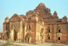 Myanmar / Burma - Bagan: ruined temple - Dhammayangyi Pahto - Bagan's most massive shrine - religion - Buddhism (photo by J.Kaman)