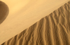 Namibia: Sand Dune close-up, Skeleton Coast - photo by B.Cain