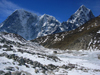 Nepal - Sagarmatha National Park - Everest Base Camp Trek: peaks - photo by M.Samper
