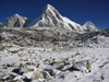 Nepal - Pumori peak - Everest Base Camp Trek - photo by M.Samper