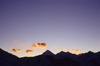 Annapurna circuit, Myagdi District, Dhawalagiri Zone, Nepal: Dhaulagiri at sunset - Dhaulagiri Himal - photo by W.Allg�wer