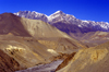 Upper Mustang, Annapurna area, Dhawalagiri Zone, Nepal: Kali Gandaki river - Kingdom of Lo - photo by W.Allg�wer