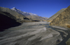 Upper Mustang, Annapurna area, Dhawalagiri Zone, Nepal: Kali Gandaki river, a tributary of the Ganga - Kingdom of Lo - photo by W.Allg�wer