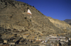 Marpha, Annapurna area, Mustang District, Nepal: village view - Kali Gandaki valley - Annapurna Conservation Area - photo by W.Allg�wer