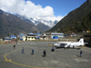 Nepal - Lukla - Khumbu region: the airport - LUA - Everest Base Camp Trek - photo by M.Samper