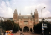 Netherlands / Holland - Amsterdam: the Royal Museum - Rijksmuseum on Stadhoudreskade (photo by M.Torres)