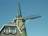 Zierikzee (Zeeland): house and windmill (photo by M.Bergsma)