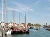 Zierikzee (Zeeland): in the harbour (photo by M.Bergsma)