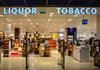 Haarlemmermeer, The Netherlands: Amsterdam Airport Schiphol - duty free shop - Liquor and Tobacco area -  photo by M.Torres
