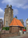 Netherlands - South Holland - Dordrecht - Grote Kerk - Our lady's Church - Onze lieve vrouwe Kerk - photo by M.Bergsma