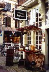 Netherlands - Delft (Zuid-Holland): antiques' shop (de Kaerskorf Antiquiteiten) (photo by Miguel Torres)