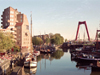 Netherlands - Rotterdam / RTM (Zuid-Holland): Rotterdam: the old harbour (photo by M.Bergsma)