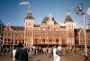 Netherlands / Holland  - Amsterdam: centraal station - architects PJH Cuypers and AL van Gendt (photo by M.Torres)