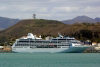 New Caledonia / Nouvelle Calédonie - Noumea: P&O's 'Pacific Princess' visits the capital (photo by R.Eime)