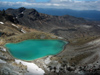 New Zealand - North Island - Emerald Lakes, Tongariro National Park, World Heritage Site, Waikato region - photo by M.Samper