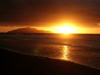 New Zealand - North Island - Otaki, Wellington Region: sunset - photo by M.Samper