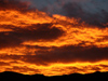 43 360 New Zealand - South Island - Sunset from Wanaka - Otago region (photo by M.Samper)