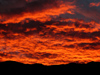 44 360 New Zealand - South Island - Sunset from Wanaka - Otago region (photo by M.Samper)