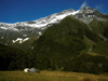 47 New Zealand - South Island - Top Forks Hut, Wilkin Valley, Mt. Aspiring National Park - Otago region (photo by M.Samper)