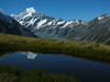59 New Zealand - South Island - Aoraki / Mt. Cook National Park - lake view - Canterbury region (photo by M.Samper)