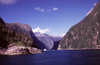New Zealand - South island - Milford sound: Dale Point - photo by Air West Coast