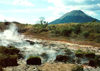 Nicaragua - Momotombo Volcano - stratovolcano in Le�n Department - on the shore of Lago de Managua - photo by G.Frysinger