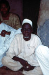 Nigeria - Kano: Muslim gentleman - photo by Dolores CM