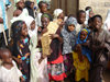 Nigeria - Kano: school children - Arabic lessons - hijab - photo by A.Obem