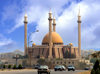 Nigeria -  Abuja: The Nigerian National Mosque - national monument - Federal Capital Territory - architects AIM Consultants Ltd. - photo by A.Bartel