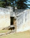 Norfolk island - Kingston / NLK: ruins of the the prison (photo by Galen R. Frysinger)