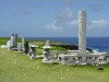 Northern Marianas - Saipan / SPN:  Banzai cliff - monument to the heroic soldiers of the Japanese Empire (photo by Peter Willis)