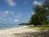 Northern Marianas - Saipan / SPN: empty Pau Pau beach (photo by Peter Willis)