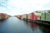 Norway / Norge - Trondheim / TRD (Sør Trøndelag): buildings along the waterfront - Øvre Elvehavn (photo by Juraj Kaman)