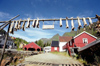 Norway / Norge - A - Lofoten islands (Nordland): fish drying (photo by Juraj Kaman)