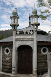 Pakistan - Siran Valley, NWFP: Ali mosque - religion - Islam - photo by R.Zafar