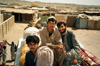 Pakistan - Mirjave - Baluchistan: on a truck - people from Balutchistan - photo by J.Kaman