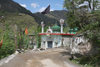 Siran Valley, NWFP, Pakistan: shrine of a Shia saint - photo by R.Zafar