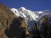 Diram peak - Northern Areas / FANA, Pakistan: 7266 m - Karakoram mountain range - KKH - photo by D.Steppuhn