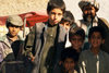 Quetta - Baluchistan, Pakistan: kids from Afghanistan - refugees - Kv�ta - photo by J.Kaman