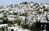 Palestine - West Bank - Hebron: dense construction on the hills of the Ciy of the Patriarchs - photo by Walter G. Allg�wer