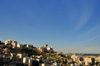 Bethlehem, West Bank, Palestine: sky and suburbia - photo by M.Torres