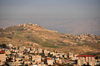 Bethlehem, West Bank, Palestine: suburbs and hilly terrain on the edge of the desert - photo by M.Torres