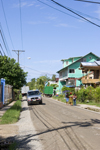 Panama - Bocas del Toro - Isla Colon - street scene - photo by H.Olarte