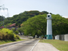 Panama Canal: Miraflores Lighthouse - photo by H.Olarte