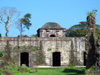Panama - San Lorenzo del Chagres Castle - Spanish fortress destroyed by Welsh privateer Sir Henry Morgan - photo by H.Olarte