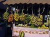 Santiago de Veraguas, Panama: pixbaes, plantains and pineapples for sale at El Mosquero - photo by H.Olarte