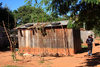 Presidente Hayes department, Paraguay: Maka dwelling near Puente Remanso - photo by A.Chang