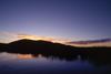 Lake Titicaca, Puno region, Peru: tranquil sunset - photo by C.Lovell